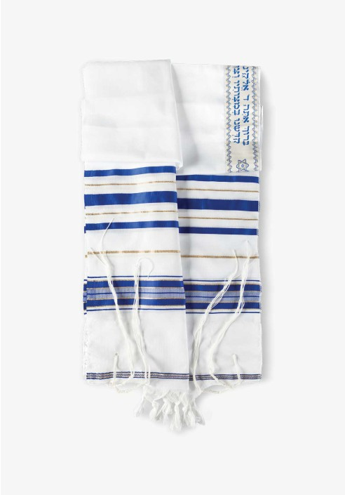 18 x 72 Tallit Prayer Shawl