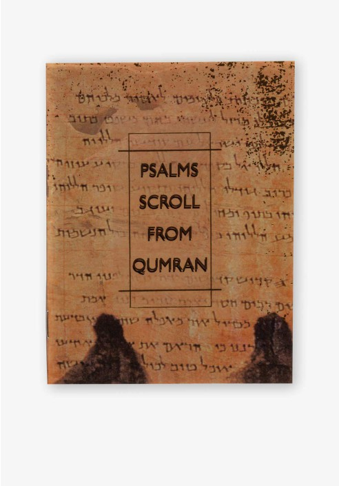 Psalms Scrolls from Qumran - Booklet