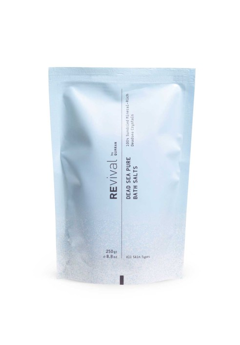 REVIVAL Dead Sea Pure Bath Salts 250gr