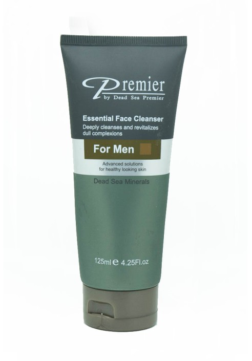 Facial cleaners for men