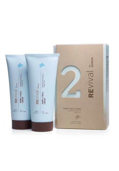REVIVAL two pack hand cream