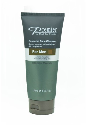 Premier Facial Cleanser for Men 125ml