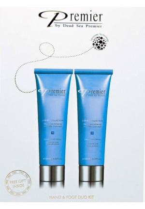 Premier duo kit hand and foot cream