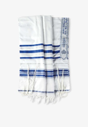20 x 62 Tallit Prayer Shawl