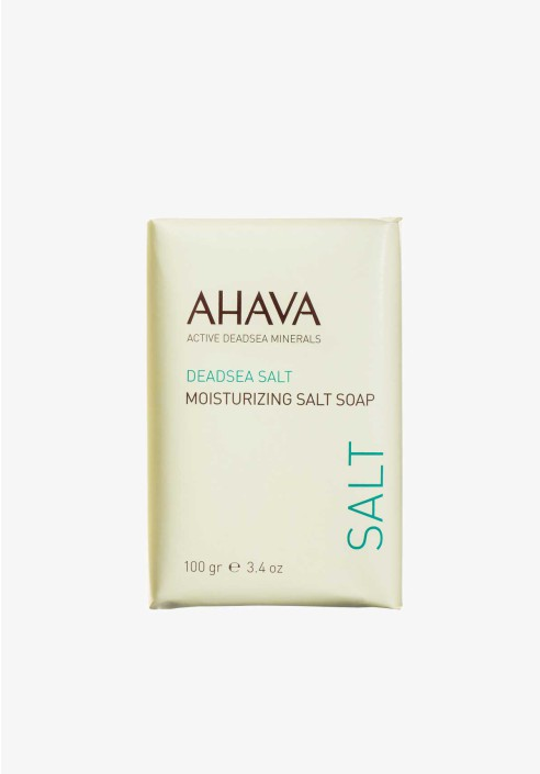 AHAVA Deadsea Salt Mosturizing Soap 100gr