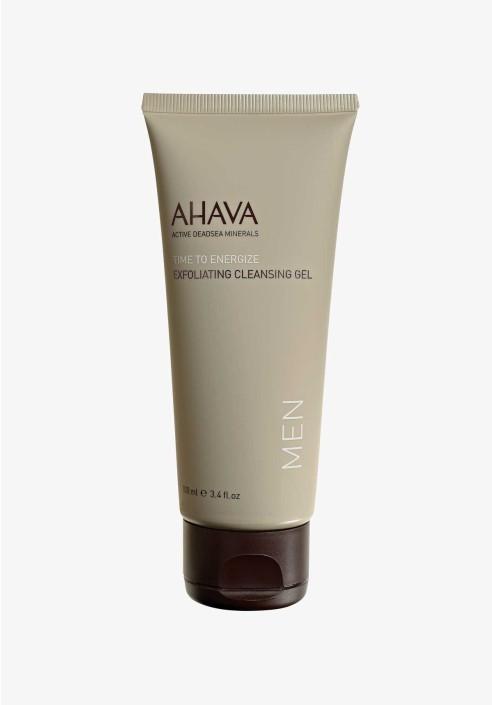 AHAVA MEN Exfoliating Cleansing Gel 100ml