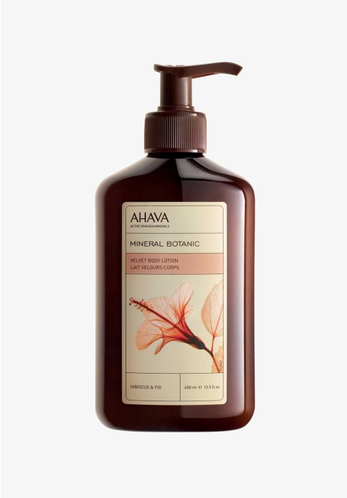 AHAVA Mineral Botanic Body Lotion Hibiscus & Fig 500ml