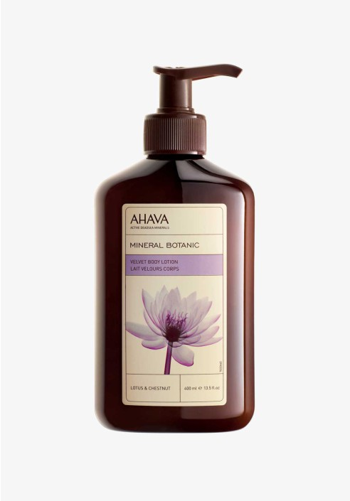 AHAVA Mineral Botanic Body Lotion Lotus & Chesnut 500ml