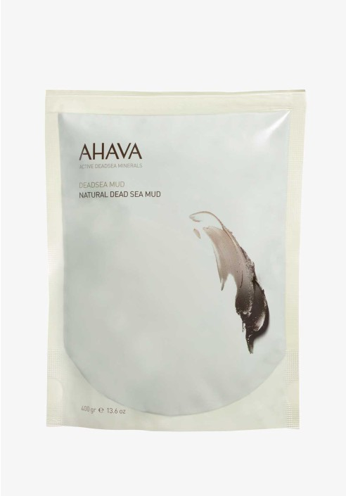 Dead Sea Mud | AHAVA Natural Dead Sea Mud 400gr