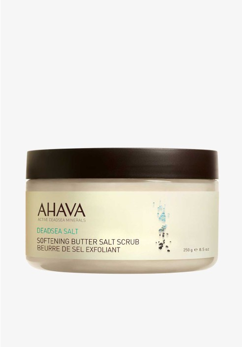AHAVA Softening Butter Salt Scrub 250gr