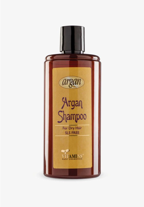 ARGAN Shampoo For Dry Hair 500ml