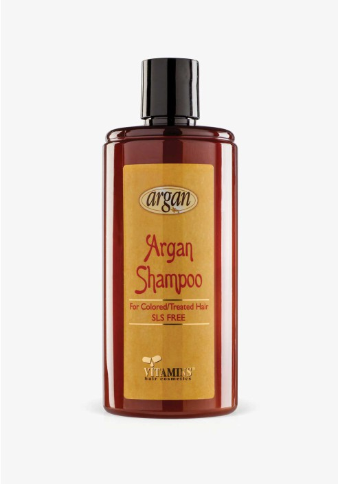 ARGAN Shampoo For Colored & Treated Hair 500ml