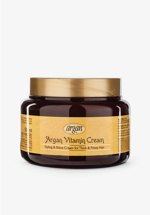 ARGAN Vitamin Cream 500ml