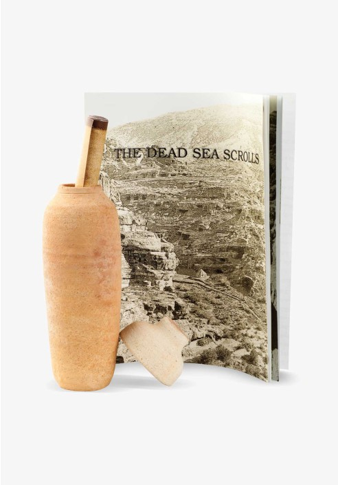 Dead Sea Scrolls Museum Replica Set