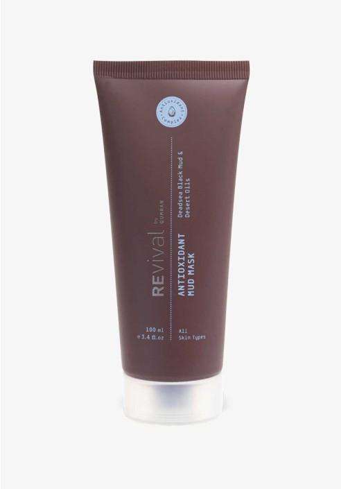 REVIVAL Antioxidant Mud Mask 100ml | Dead Sea Mud Mask