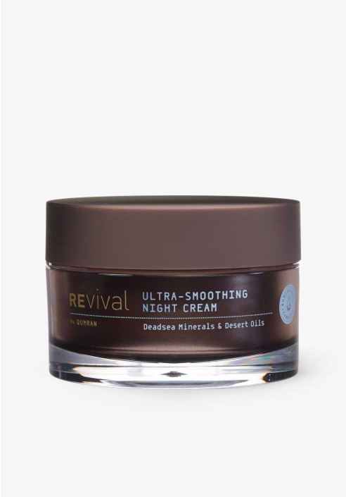 REVIVAL Ultra-Smoothing Night Cream 50ml