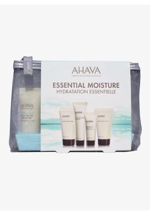 AHAVA Deadsea essential moisture hydratation essentielle kit