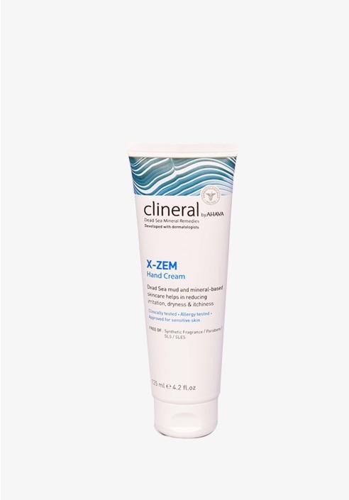 Clinical by AHAVA X Zem hand cream back 125ml