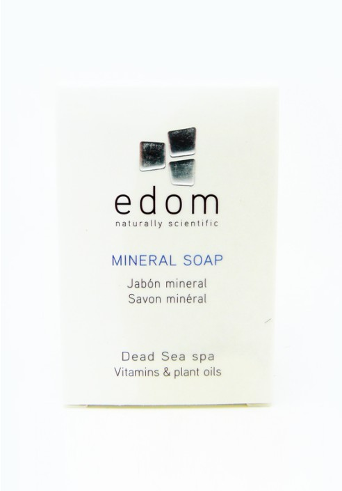 Edom Mineral Soap 100gr