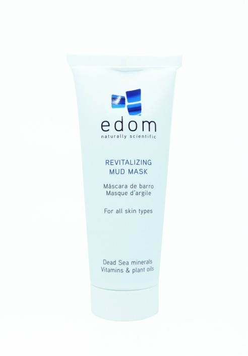 Edom Revitalizing Mud Mask 125gr