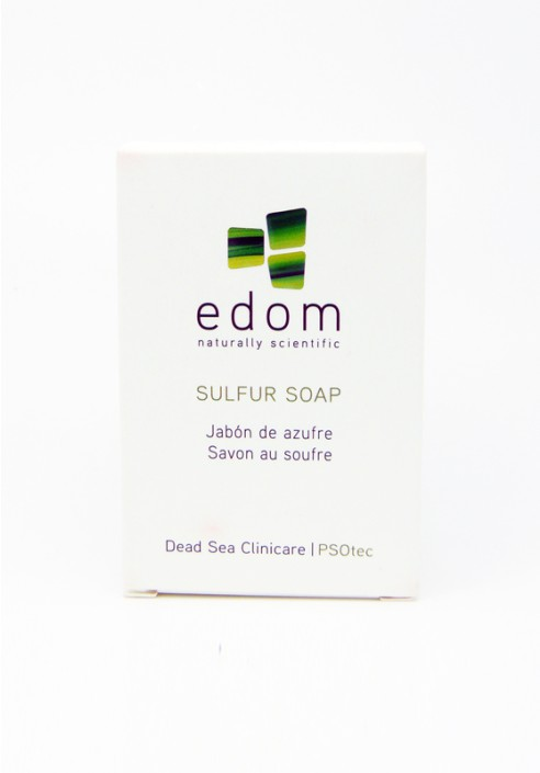 Edom Sulfur Soap 100gr