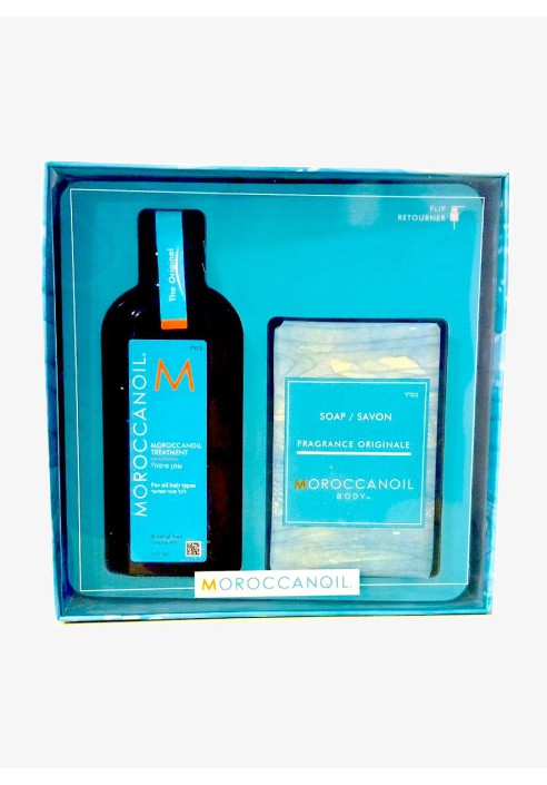 MOROCCANOIL-treatment-light-100ml-for-all-hair-types--and-soap200gr
