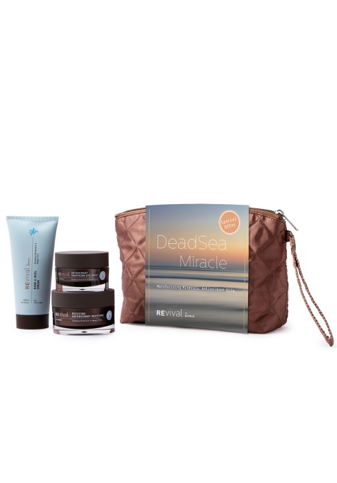 REVIVAL Deadsea Miracle Kit