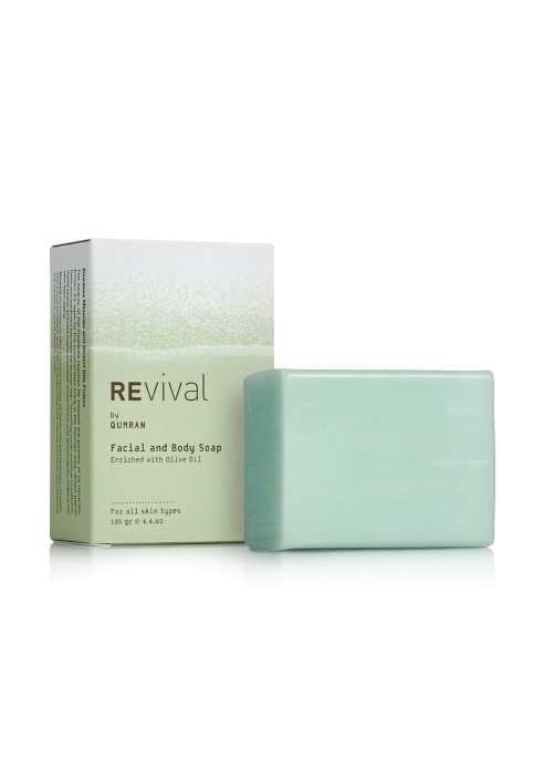 REVIVAL Olive Oil Soap 125gr