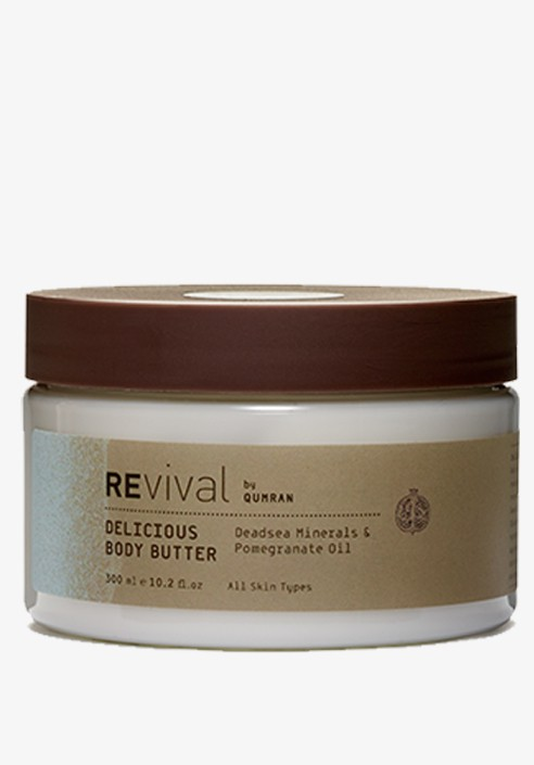REVIVAL Delicious Body Butter 300ml