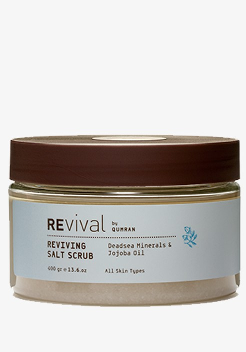REVIVAL Reviving Salt Scrub 400gr