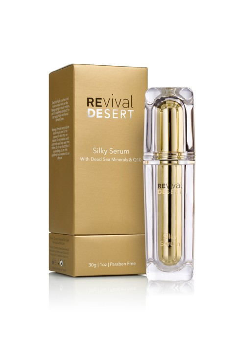 REVIVAL DESERT Silky Serum
