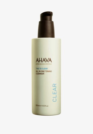 AHAVA All In One Toning Cleanser 250ml