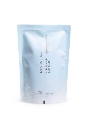 REVIVAL Dead Sea Pure Bath Salts 250gr