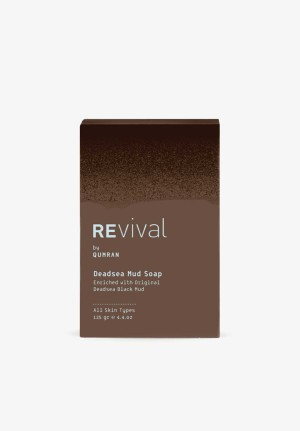 REVIVAL Deadsea Mud Soap 125gr