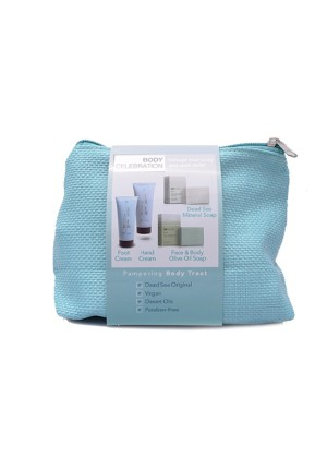 REVIVAL Deadsea Body celevration kit1