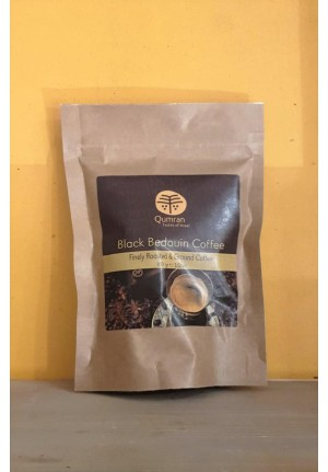 Qumran Black Bedouin Coffee 100gr