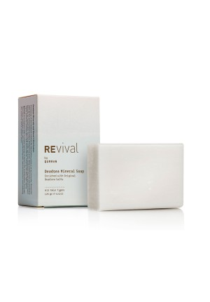 REVIVAL Deadsea Mineral Soap 125gr