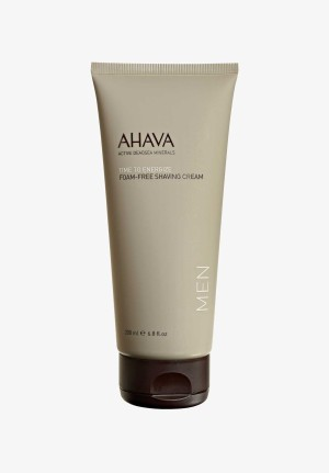 AHAVA MEN Foam-Free Shaving Cream 200ml