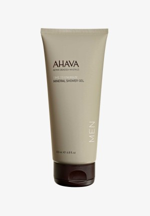 AHAVA MEN Mineral Shower Gel 200ml