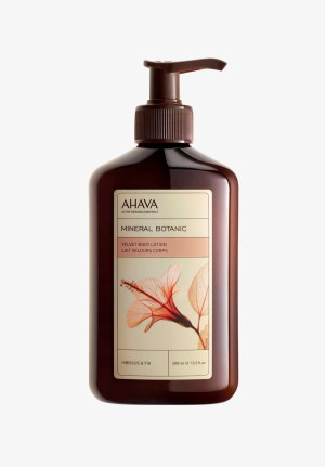 AHAVA Mineral Botanic Body Lotion Hibiscus & Fig 400ml