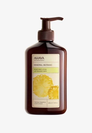 AHAVA Mineral Botanic Body Lotion Pineapple & Peach 400ml