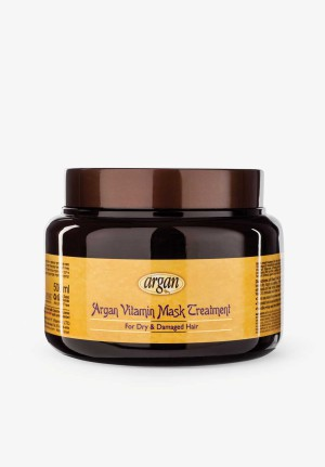 ARGAN Vitamin Mask Treatment 500ml