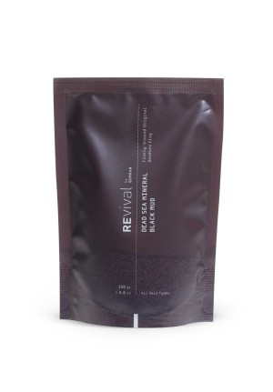 REVIVAL Dead Sea Mineral Black Mud 250gr