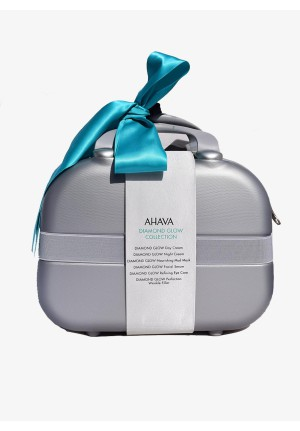 AHAVA PREMIUM DIAMOND GLOW colection kit
