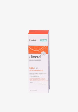 Clinical by AHAVA TEVA Skin pro gentle cleansing gel 100ml box