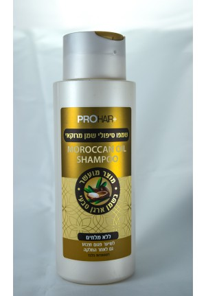 Churi Pro Hair Shampoo with Maroccan Argan Oil For damaged hair 400ml