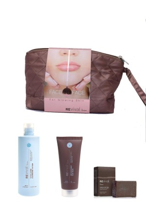 REVIVAL Deadsea FACE to FACE kit2