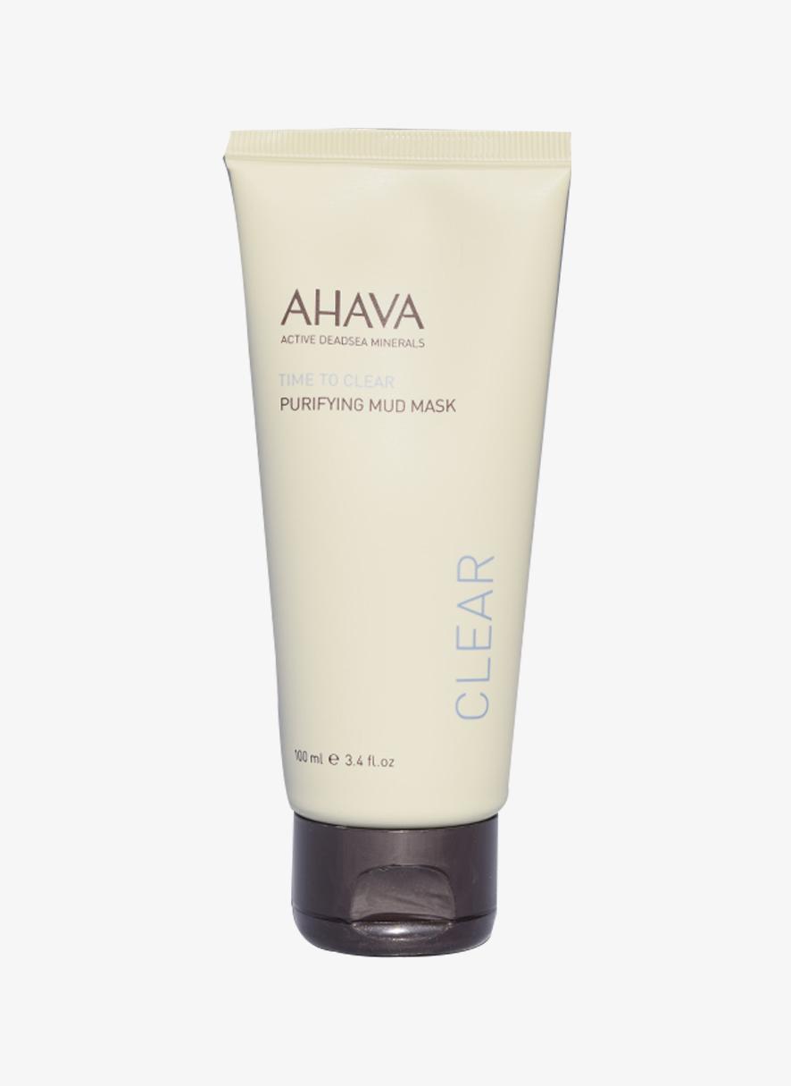AHAVA Purifying Mud Soap 100gr | Dead Sea Mud Soap